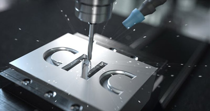 CNC - MACHINING CENTER