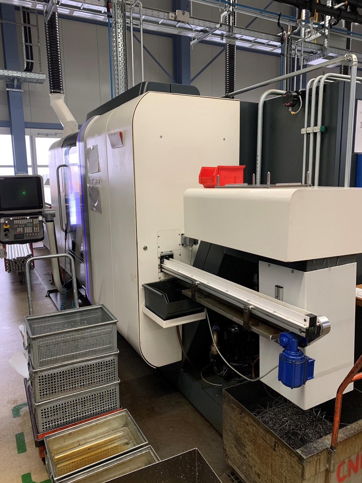DMG MORI SPRINT 50 3T